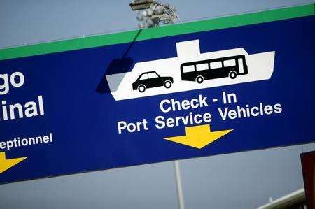 Charlie Elphicke MP describes Dover border check ...
