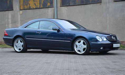 2000 Mercedes Cl 500 by Mercedes Cl500 C215 05 Giełda Klasyk 243 W