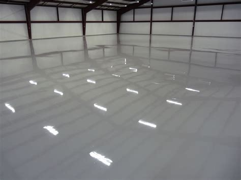 Epoxy Floor Coatings   Concrete Garage Coating  Melbourne