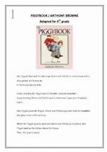 Anthony Browne Worksheets  The Best and Most prehensive Worksheets