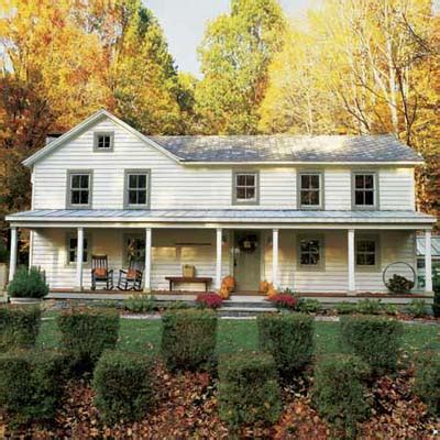 remodeling farm houses refreshed facade 360 degree farmhouse makeover this old house