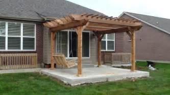pergola design woodwork free standing pergola plans pdf plans
