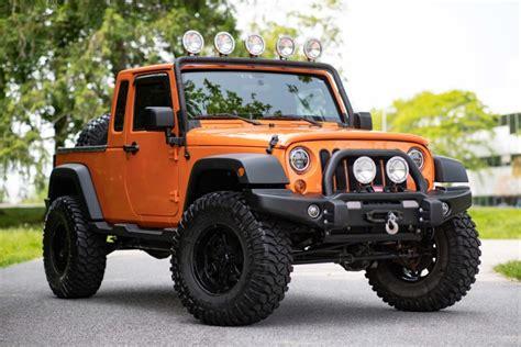 jeep wrangler jk   sale  bat auctions closed
