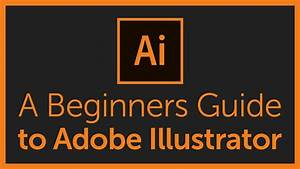 The Complete Beginners Guide To Adobe Illustrator