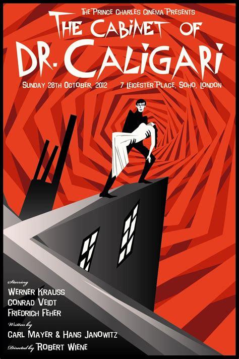 nosferatu  cabinet  dr caligari  rodolfo