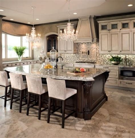 photos of kitchen islands with seating 26 modern and smart kitchen island seating options digsdigs 9087