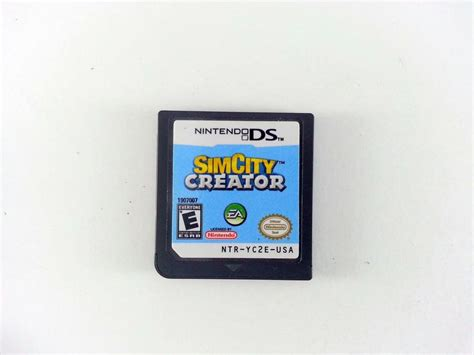 Alright, this tutorial will go over ever step that is recommended for installing ds game maker. SimCity Creator game for Nintendo DS (Loose) | The Game Guy