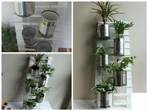 fabriquer un coin de verdure dans son interieur bonnes With porte pots de fleurs interieur
