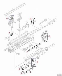Hp 4100 Parts