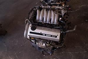 Nissan Maxima Engine A32 3 0 Vq30 V6 Dohc 142kw 02  95