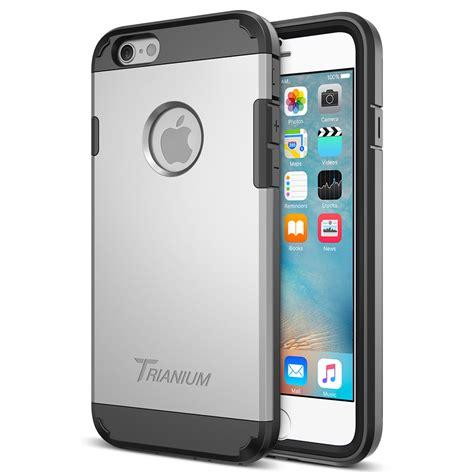 Trianium [Duranium Series] for iPhone 6s & 6 Silver