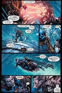 Estadísticas de Poder: Ultraman (New 52)