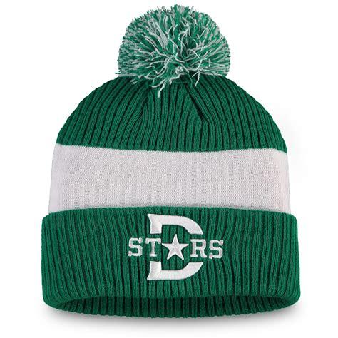 Men's Dallas Stars Fanatics Branded Green 2020 Winter ...