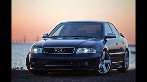 A Unique 2001 Audi A4 B5 With One Owner One Take Clean Styling 300hp 1 8t