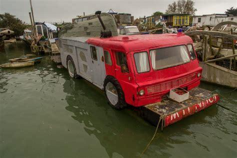 houseboat dodge shoreham sea holiday