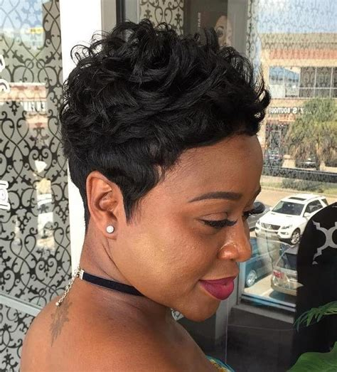 pixie haircuts for black hair 50 most captivating american hairstyles and 3534