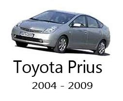 security system 2009 toyota prius user handbook toyota prius hybrid repair manual