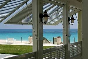 1001 tolle ideen fur balkonuberdachung aus holz With französischer balkon mit garten überdachung holz