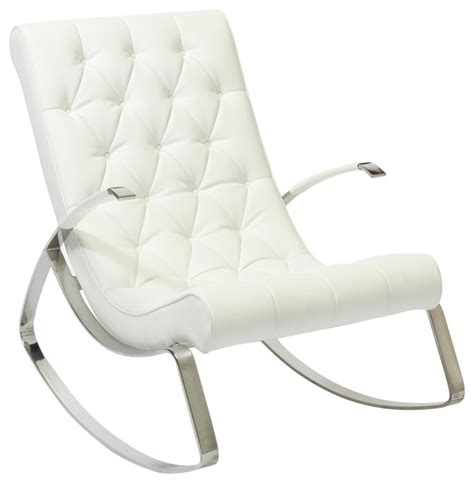 gdfstudio barcelona rocking lounge chair reviews houzz