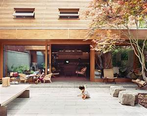 These, Courtyards, Bring, Indoor, Outdoor, Living, To, 10, Modern, Homes