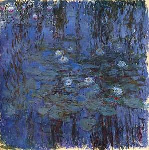 Ninfee blu (opera di Monet)