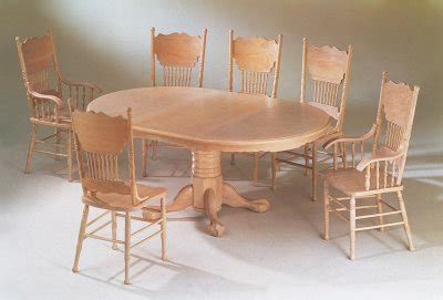 400 saginaw furniture extensol convertable oak whitewash finish 7 pc dining set w extension leaf