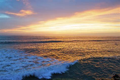 Changing Lanes Ocean Beach San Diego Sunset Cinco