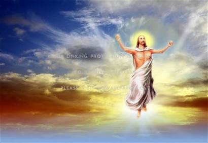Risen Jesus Christ God Triumph