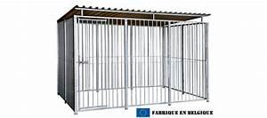 Chenil Extérieur Pour Chien : chenil parc et cage pour chien acheter vos chenil parc et cage pour chien sur les animaux de ~ Melissatoandfro.com Idées de Décoration