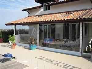 Bache Transparente Pour Terrasse : b ches auvents terrasses fabrication sur mesure 40 ~ Dailycaller-alerts.com Idées de Décoration