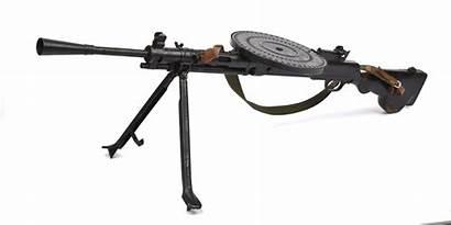 Dp 28 Gun Machine M1918 Browning Fire
