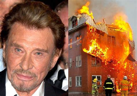 allumer le de poche johnny hallyday allume le feu 224 sa maison