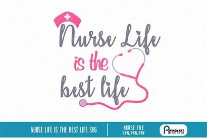Nurse Svg Nursing Clip Clipart Graphics Cricut