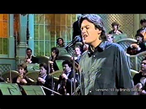 Cristiano De Andrè Dietro La Porta by Cristiano De Andre Dietro La Porta Sanremo 1993