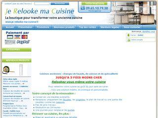 je relooke ma cuisine meubles de cuisine rénovés avec je relooke ma cuisine fr
