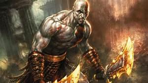 Ganondorf vs. Kratos, Alucard