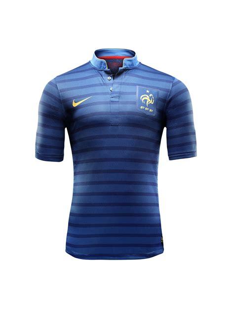 france  national team home kit nike news