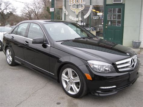 We analyze millions of used cars daily. 2011 Mercedes-Benz C-Class C300 4MATIC Sport AWD,ONE OWNER TRADE-IN,BLACK ON BLACK Stock # 14050 ...