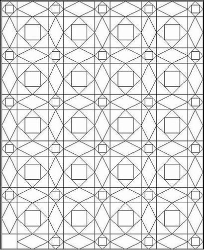 Storm Quilt Sea Pattern Patterns Block Patchwork