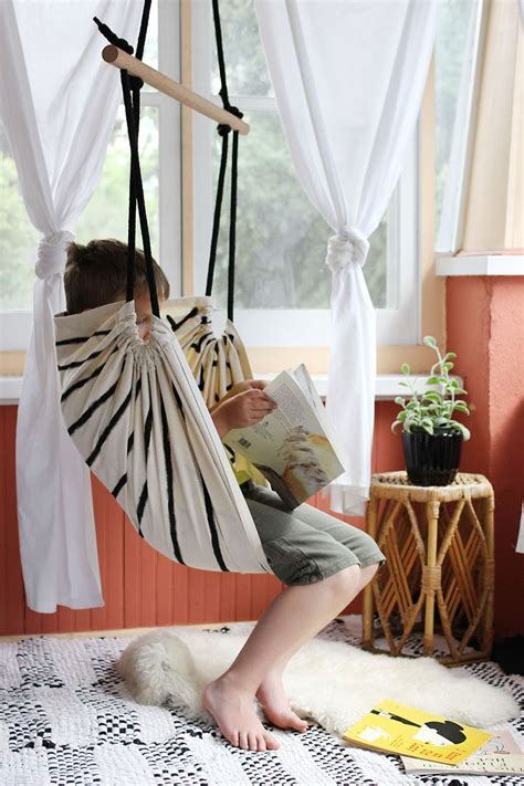 Diy Hammock Swing by Hammock Chair Diy A Beautiful Mess