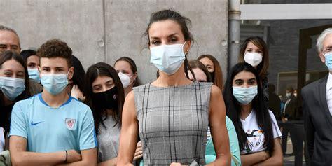 Spain's Queen Letizia Celebrates School Starting While Her ...
