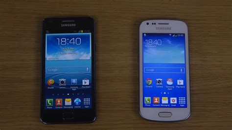 samsung galaxy trend plus samsung galaxy s2 plus which is faster youtube