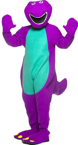 Barney Costumes   Family TV Costumes   brandsonsale.com