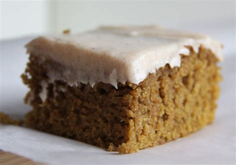 pumpkin bars pumpkin bars with cream cheese frosting espresso and creamespresso and cream