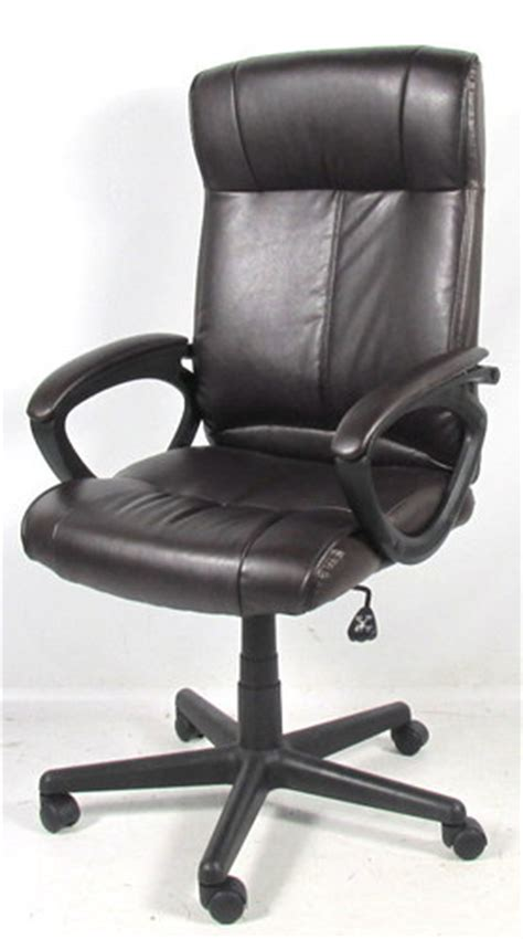 Staples Turcotte Chair by Staples Turcotte Luxura High Back Managers Chair Brown
