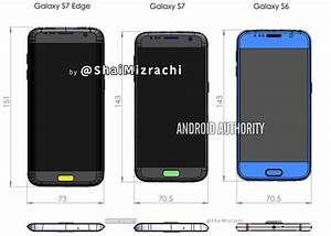 Exclusive  Galaxy S7    S7 Edge Dimensions Confirmed In New