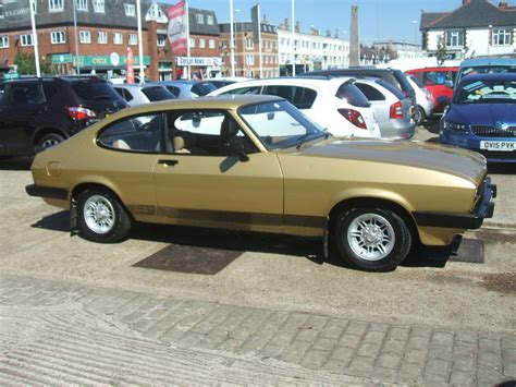 ford capri gold amazing photo gallery  information