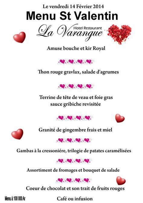 amour de cuisine gateau menu valentin organisez votre repas en amoureux