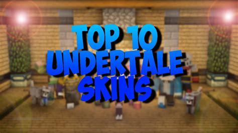 Top 10 Minecraft Undertale Skins [links] // Minecraft