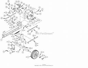 Dr Power Main Spiltter Parts Diagram For Frame And Axle